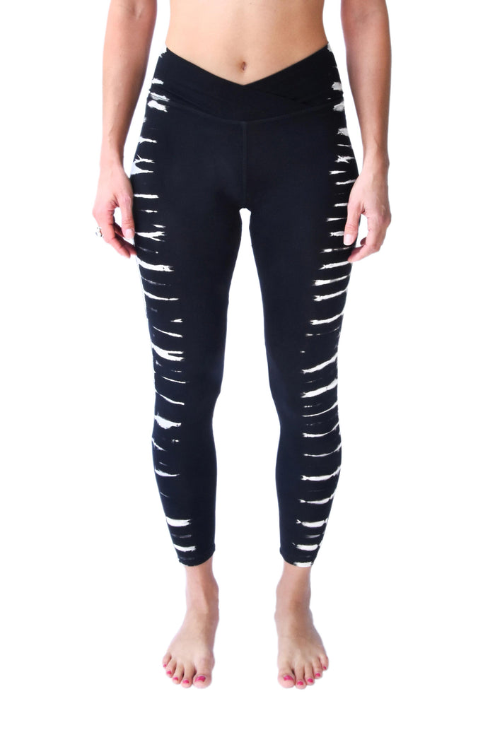 CROSS WAIST ANGELIQUE LEGGING