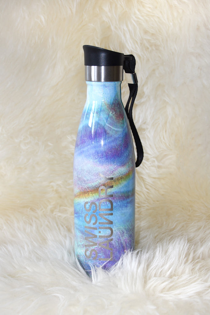 RAINBOW MARBLE BOTTLE