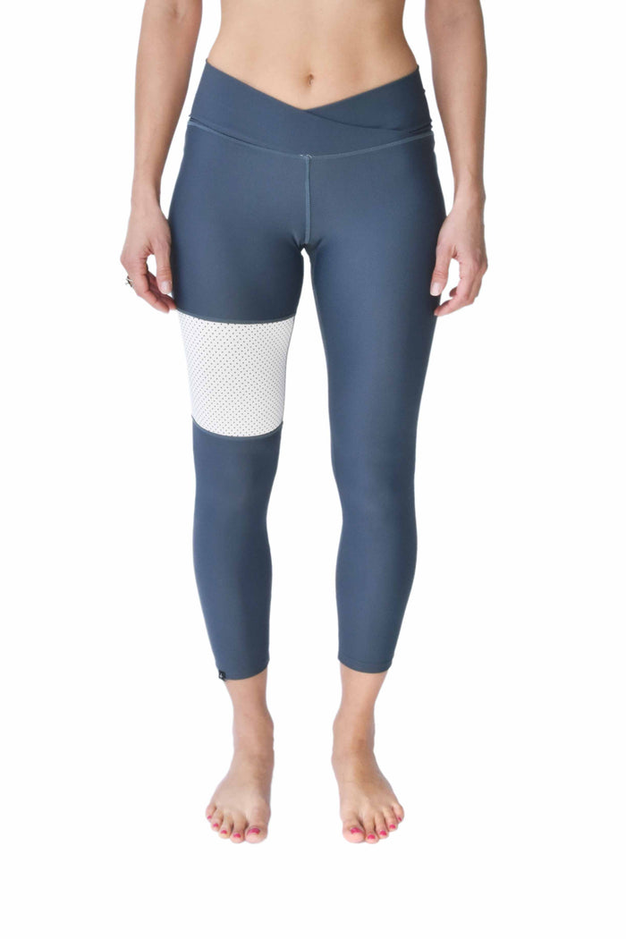 CROSS WAIST BEA LEGGING