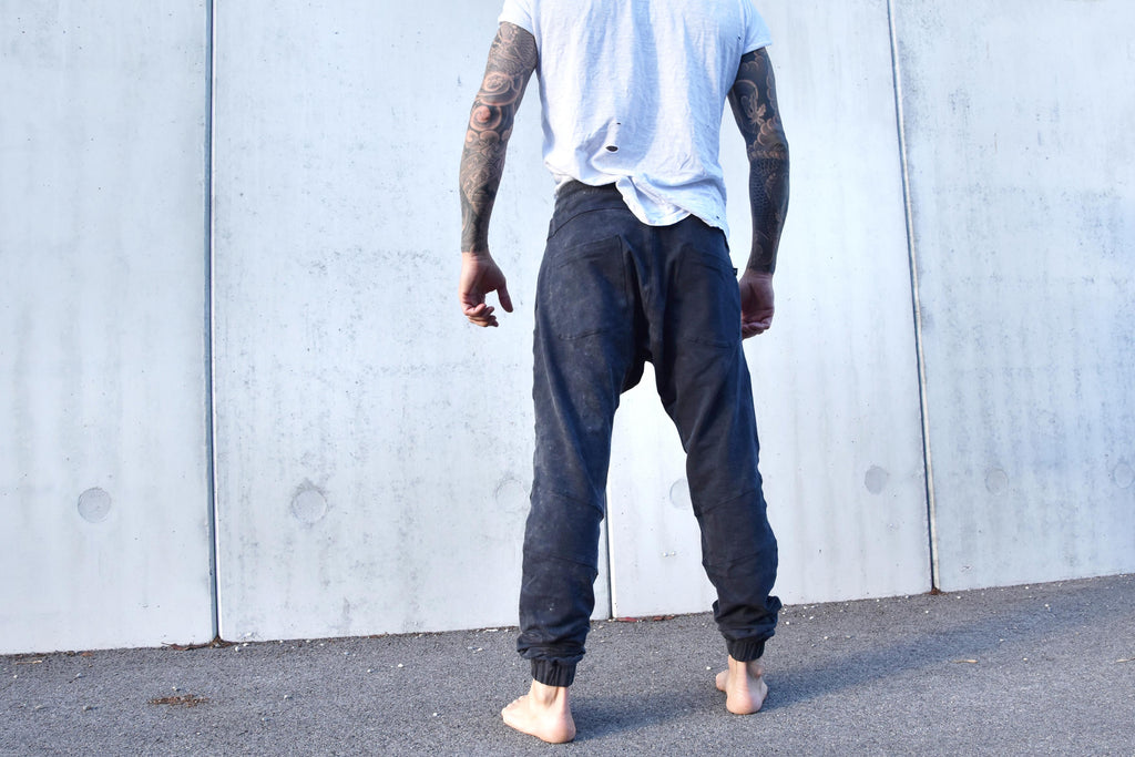 MICKE SWEATPANTS / WASHED
