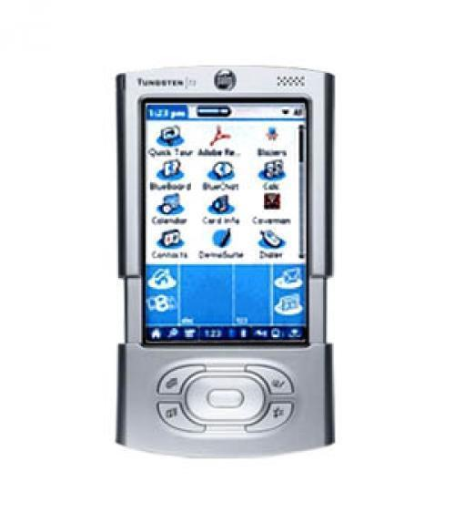 Palm Tungsten T3 Handheld PDA with New Battery & New Glass Screen + Warranty