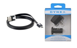 USB Sync Charger Cable + Wall + Car for ALL HTC Smartphones - OEM Compatible