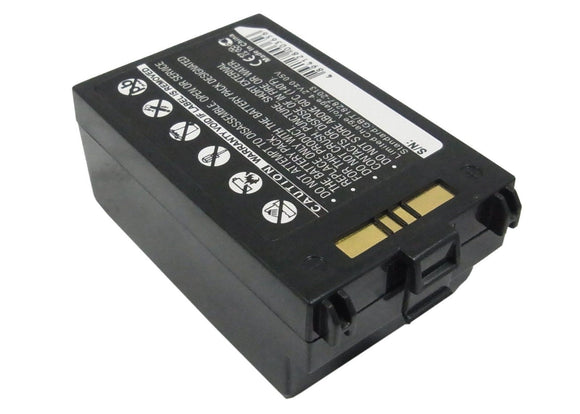 3800mAh Battery for Motorola Symbol MC75 MC7506 MC7596 Barcode Scanner - USA