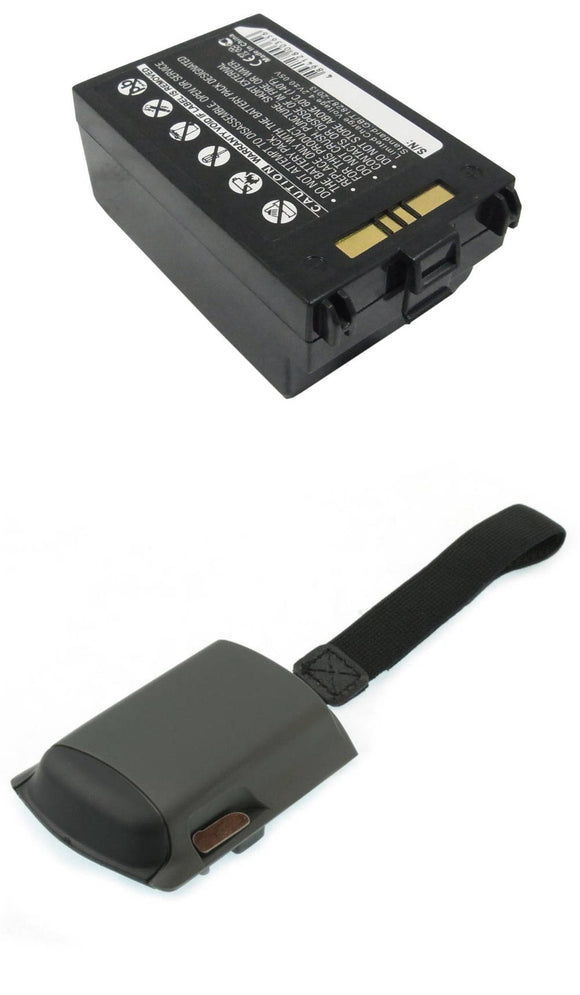 Cover + Battery Combo for Motorola Symbol MC75 MC7506 MC7596 Barcode Scanner USA