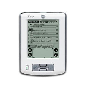 Palm Zire m150 PDA with New Battery & New Screen + Warranty – Handheld Organizer