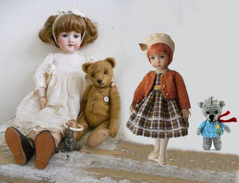 Collectibles: Dolls & Teddy Bears