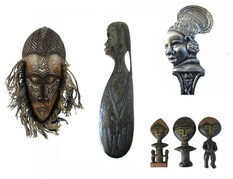 Home Decor: Tribal African