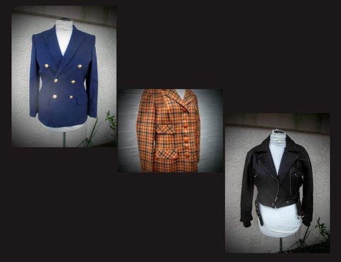 Vintage Women's Suits & Jackets