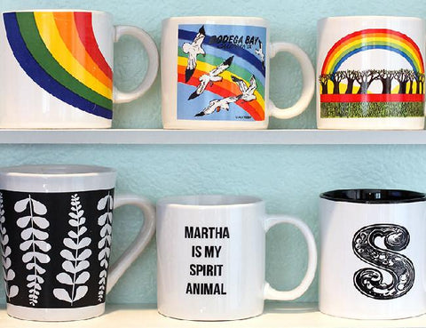 Collectibles: Specialty Mugs, Cups