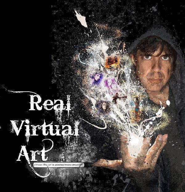 Real Virtual Art