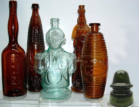 Collectibles: Bottles & Insulators
