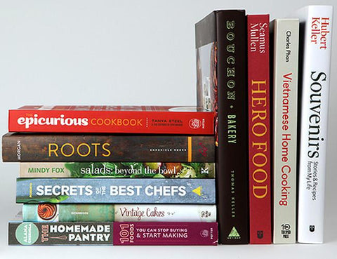 Books: Cookbooks