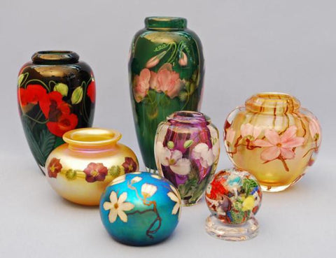 Home Decor:  Art Glass