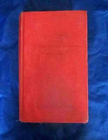 Supper At The Maxwell House SIGNED Alfred Leland Crabb 1st Edition Book