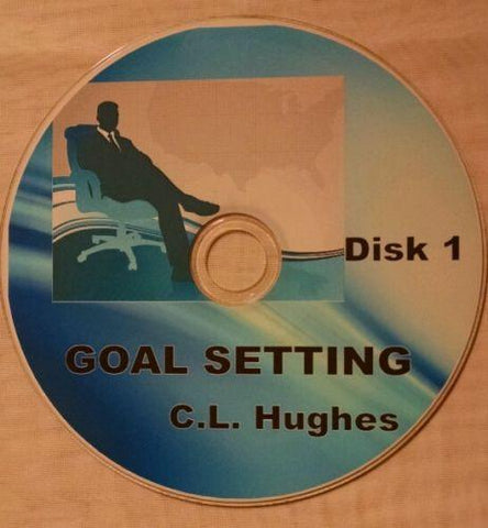 C.L. Hughes GOAL SETTING Audiobook Organizational Business Management