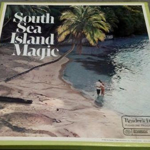 *Reader's Digest - South Sea Island Magic (4-LP Boxed Set - 33 RPM) - Gramma-zon