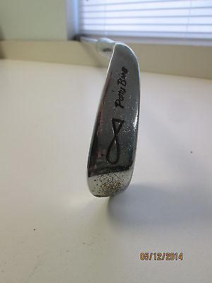 Vintage Ladies Wilson Patty Berg Cup Defender 8 iron Stainless Flex Action Shaft