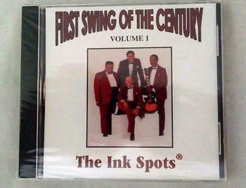 CD First Swing of the Century Vol 1 THE INK SPOTS NEW SEALED