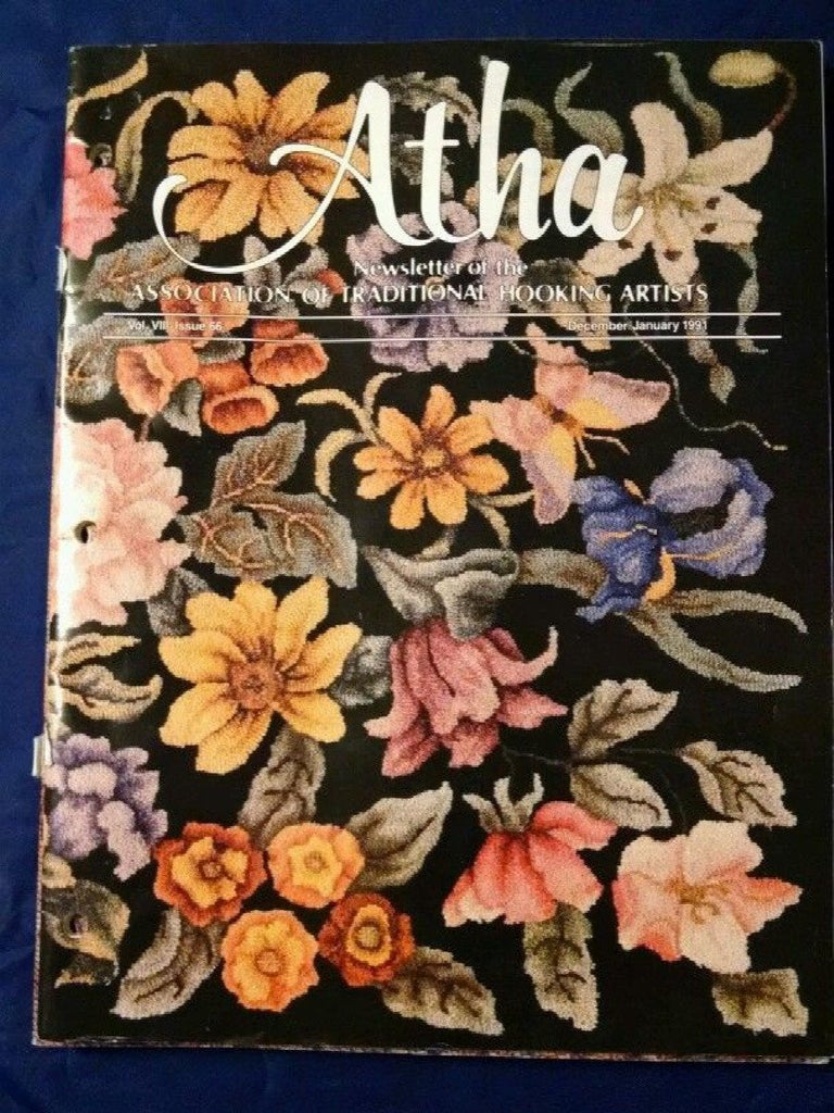 VINTAGE December January 1991 Atha Newsletter - Association of Traditional