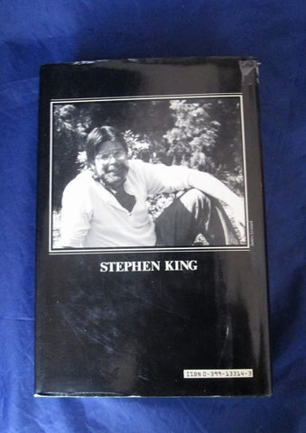 Stephen King TOMMYKNOCKERS 1st State First Edition 1st Printing RED LETTERS