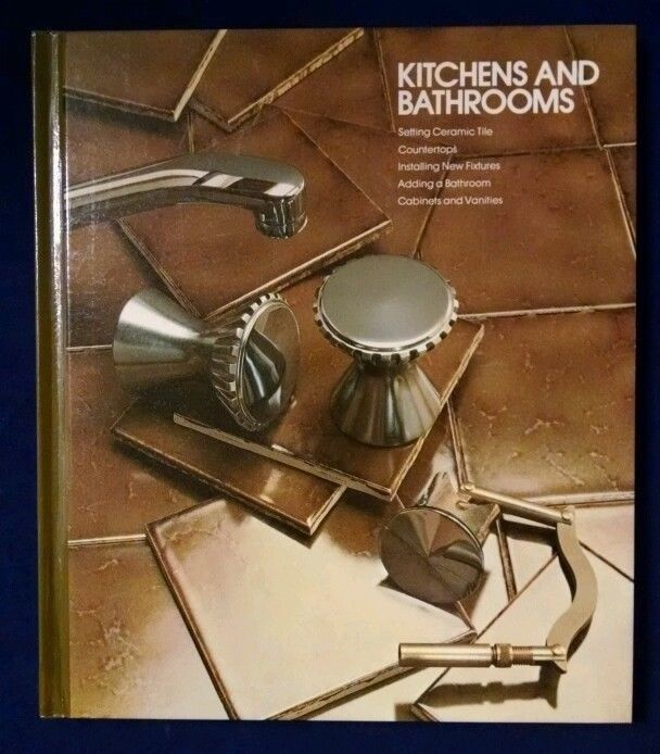 Kitchens and Bathrooms (1989, Hardcover, Revised) - Gramma-zon