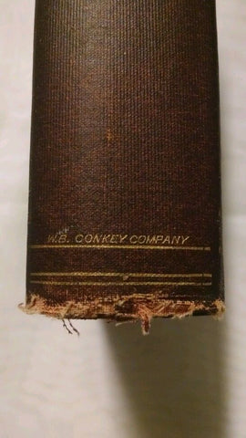 1891 Mine Own People Rudyard Kipling 1ST AUTHORIZED EDITION W.B. Conkey Chicag