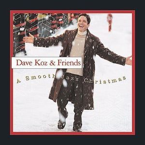 CD A Smooth Jazz Christmas by Dave Koz (CD, 2001, Capitol/EMI Records) w Medalli - Gramma-zon