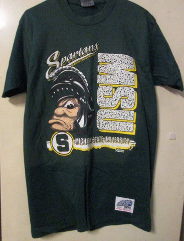 Capital Graphics 1992 MICHIGAN STATE SPARTANS T-Shirt NEW Size Large