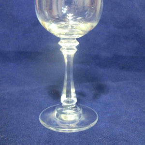 A Lot of 2 Czech Bohemian Quality Crystal Cordials Excellent