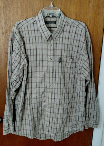 Allan Raider Men's Shirt - Size XL - Big & Tall