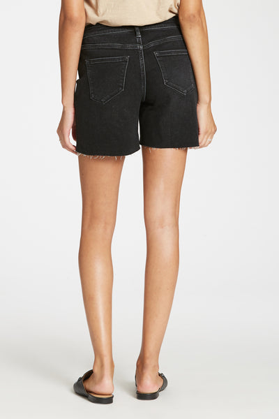 Dear John Denim- Julian High Rise Denim Shorts in Orleans