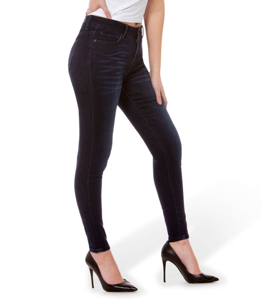 Lola Jeans- Alexa High Rise Skinny in Midnight Blue