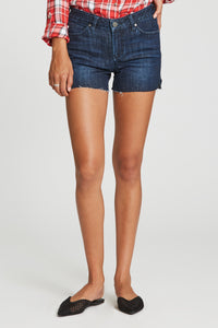 Dear John Denim- Gigi High Rise Cut Off Shorts in Stillwell
