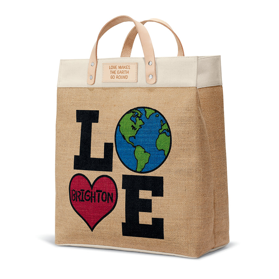 Brighton- Love the Earth Tote