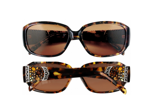 Brighton- Crystal Voyage Sunglasses