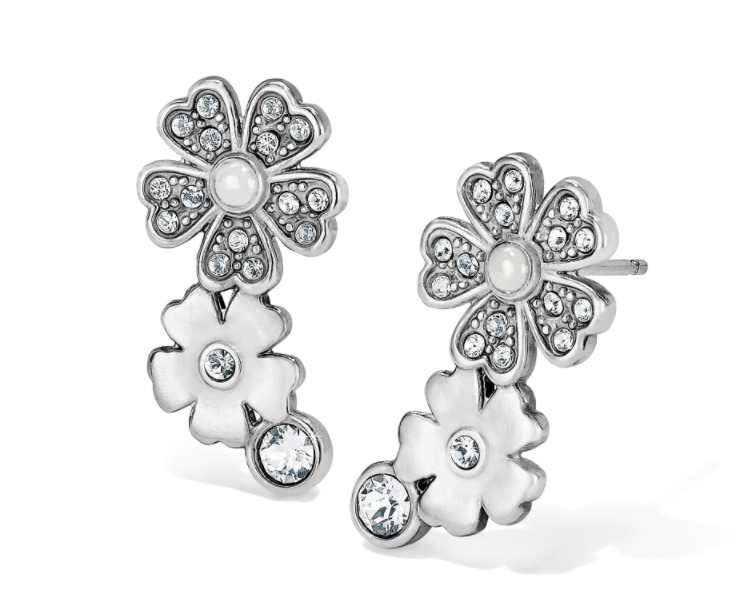 Brighton- Flora Post Earrings