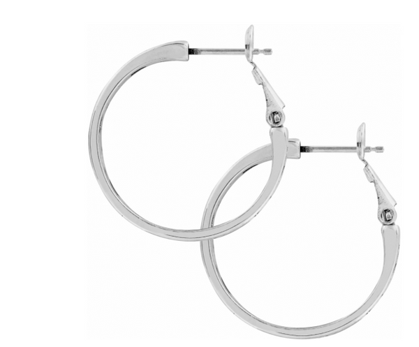 Brighton- Contempo Small Hoop Earrings