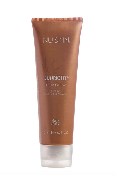 Nu Skin- Sunright Insta Glow Tinted Self Tanning Gel