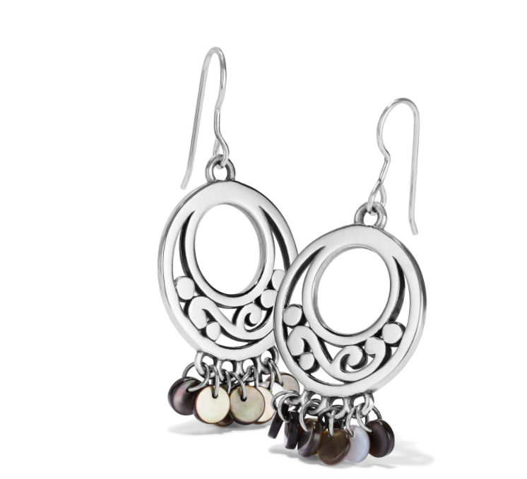 Brighton- Contempo Shell French Wire Earrings