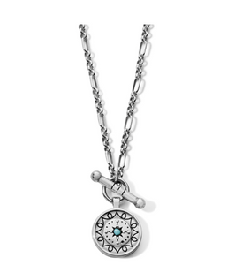 Brighton- Marrakesh Mystique Short Toggle Necklace