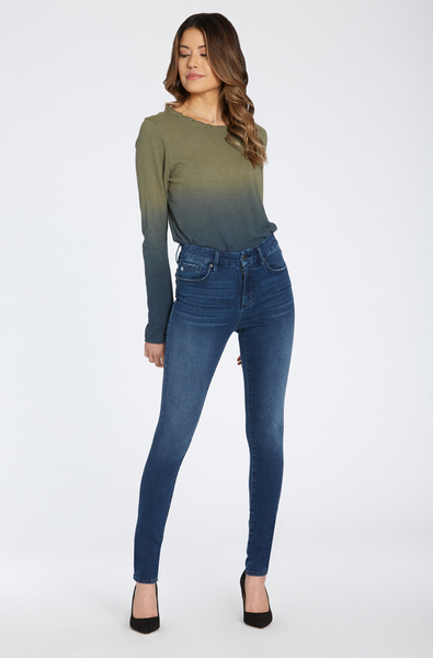 Dear John Denim- Olivia Super High Rise in Shiloh