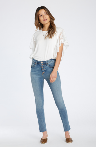 Dear John Denim- Olivia Super High Rise in Coronado