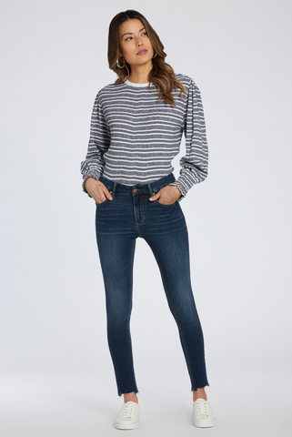 Dear John Denim- Gisele High Rise Skinny in Bratcher