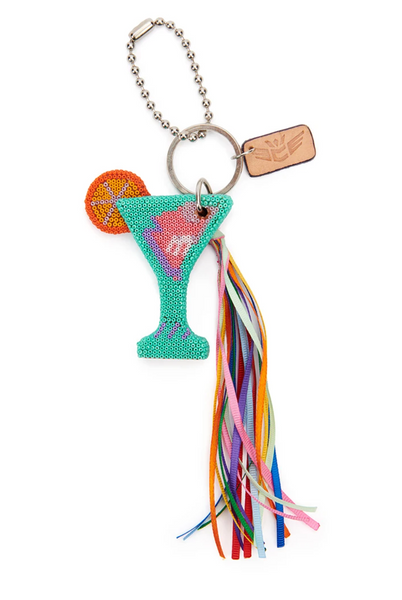 Consuela- Martini Celebration Charm