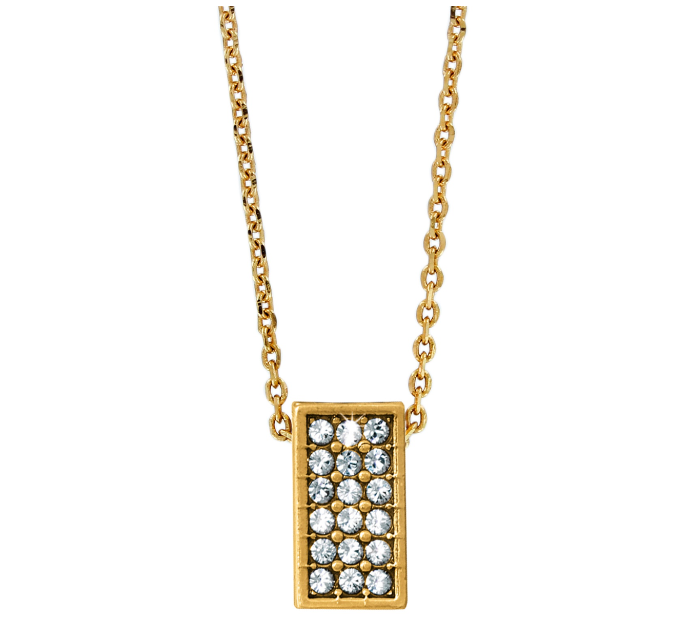 Brighton- Meridian Zenith Necklace in Gold