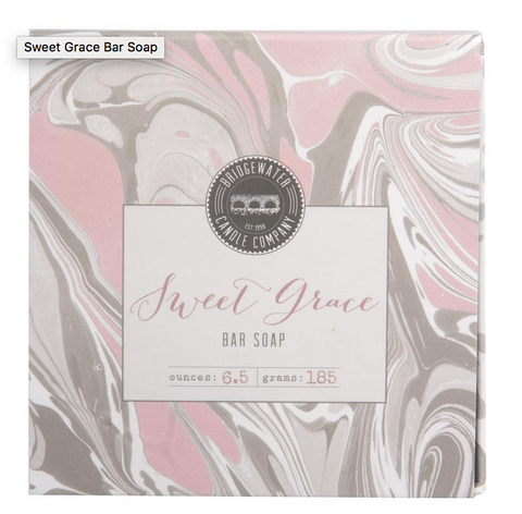 Bridgewater Candle Company- Bar Soap in Sweet Grace