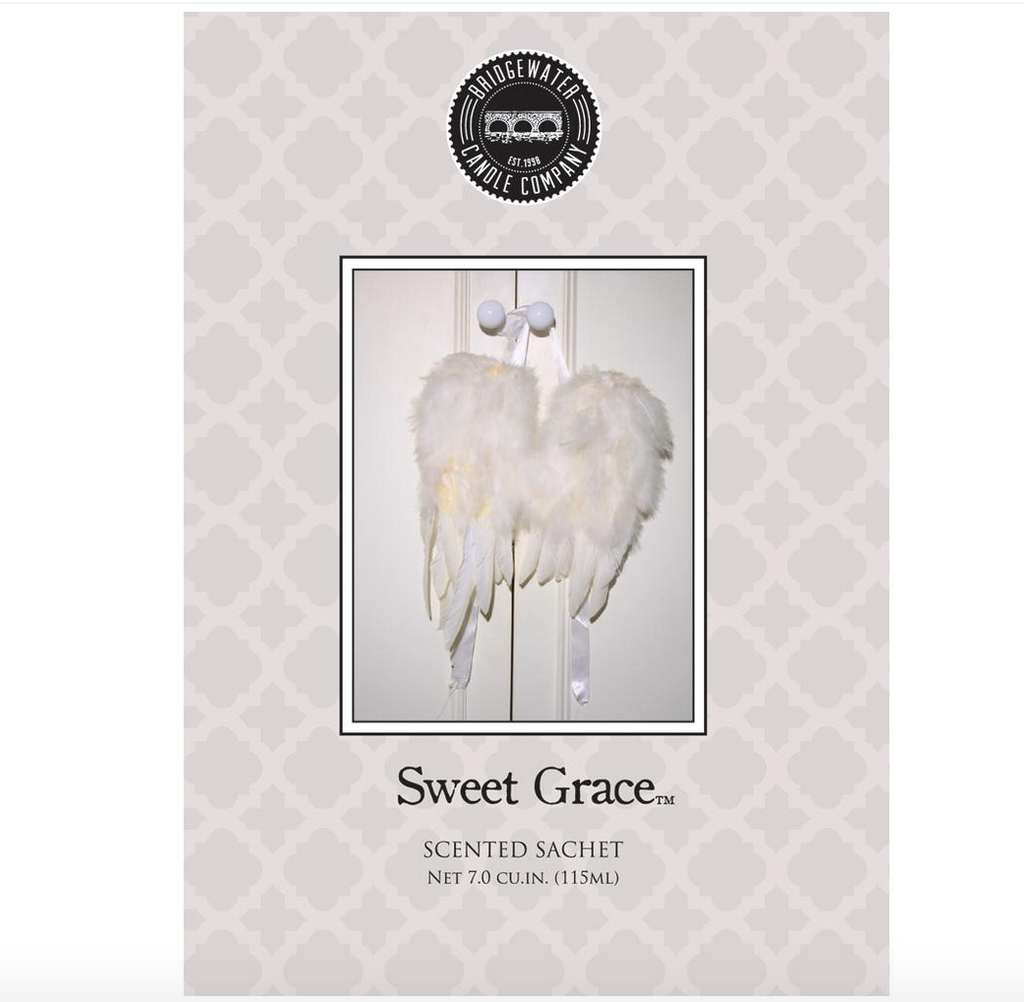 Bridgewater Candle Co- Scented Sachets in Sweet Grace