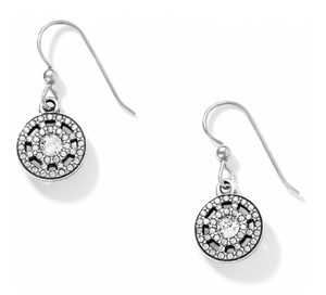 Brighton- Illumina French Wire Earrings in Silver