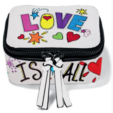 Brighton- Love Is All You Need Jewelry Case