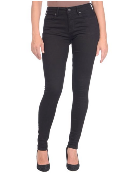 Lola Jeans- Blair Mid Rise in Black